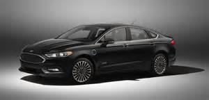Electric Vehicles 2017 Range 2017 Ford Fusion Energi Can Travel Further Than Any Other