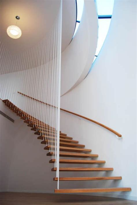 Floating Stairs 21 Of The Most Interesting Floating Staircase Designs