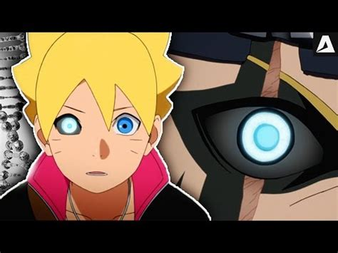 boruto unlocks jougan byanseigan boruto unlocks rare eye mutation byakugan