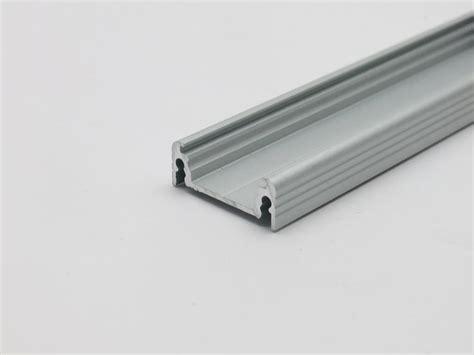 poliplast illuminazione poliplast 400836 profilo in alluminio esterno 8mm 2mt