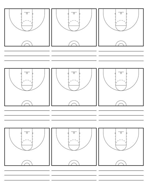 Search For A Court Search Results For Half Court Basketball Diagram Calendar 2015