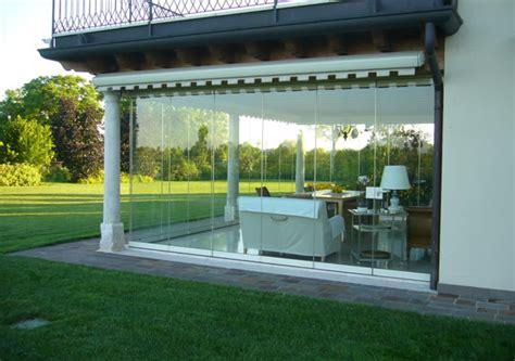 veranda definizione progettare le chiusure per una veranda