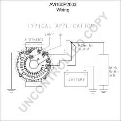 avi160p2003 alternator product details prestolite