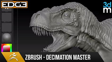 zbrush introduction tutorial zbrush tutorial introduction to decimation master hd by