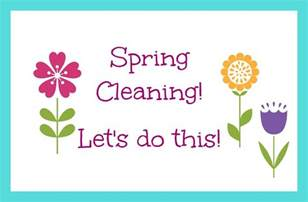 Spring Cleaning How To Create Your Spring Cleaning Plan