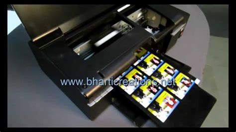 Printer Epson Id Card pvc 10 id card inkjet printer