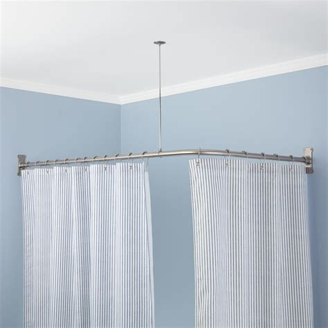 shower curtain rod for clawfoot bathtub fresh clawfoot tub shower curtain rod diy 18475