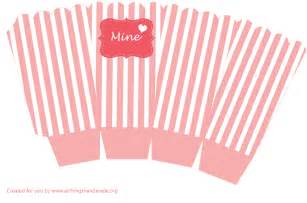 8 best images of printable popcorn box printable popcorn