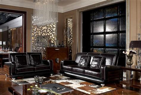 Interior Design Black Leather by Why Black Leather Sofas Furniture From Turkey