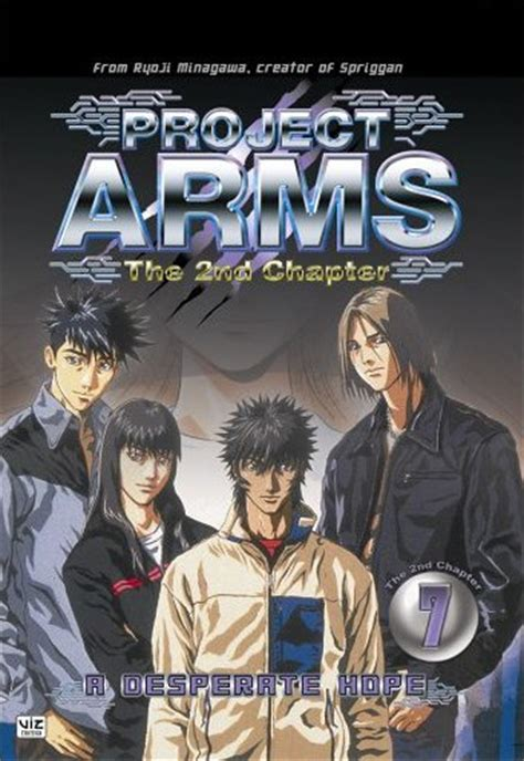 project arms project arms the 2nd chapter anime characters anime