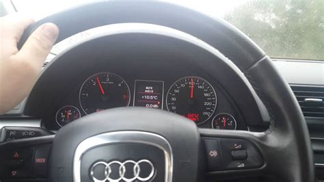 Audi A4 2 0 Tdi Probleme by Problem Audi A4 B7 2 0 Tdi Bpw Dpf Youtube