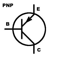 transistor pnp exle transistor bipolar simbolo 28 images manutentor toyos o trans 237 stor bipolar de jun 231