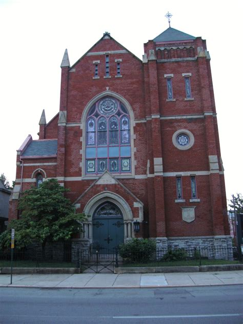 grace episcopal church cincinnati