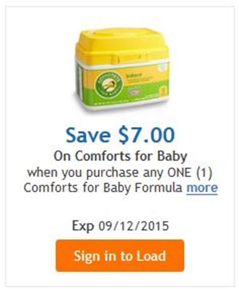 kroger comforts formula comforts brand baby formula as low as 6 99 per 23 2 oz