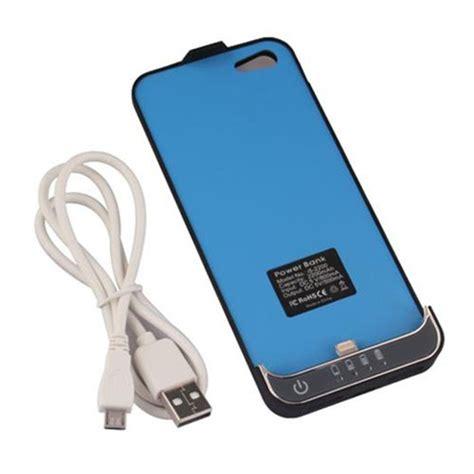 2200mah external power bank battery charger cover