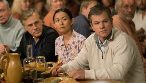 movie websites downsizing by matt damon and christoph waltz downsizing review rogues portal