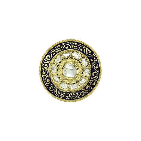 Home Design Diamonds Kundan Meenakari Borla Indian Bridal Jewelry Devam