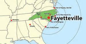 map of fayetteville carolina opinions on fayetteville carolina
