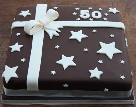 50th Birthday Cakes by Birthday Present Cake 50th Birthday Cake Lovinghomemade
