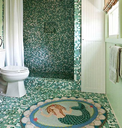 coastal bathroom rugs nautical cottage bathroom coastal bathrooms pinterest