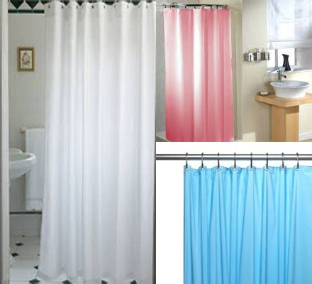 Tirai Kamar Mandi Kain Hordeng Shower Curtain jual 180 180cm shower curtain tirai kamar mandi polos rings all things for sale