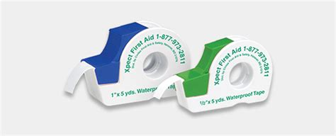 Cintas Comfort Flex First Aid Tapes First Aid Gauzes Medical Tape Supplies