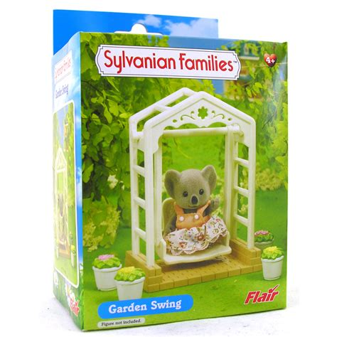 sylvanian families garden sylvanian families garden swing at mighty ape nz