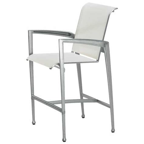 Sling Patio Bar Stools by Veer Sling Bar Stool