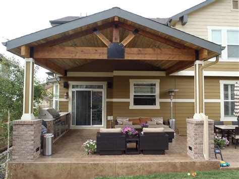 Covering A Patio by Patio Covers