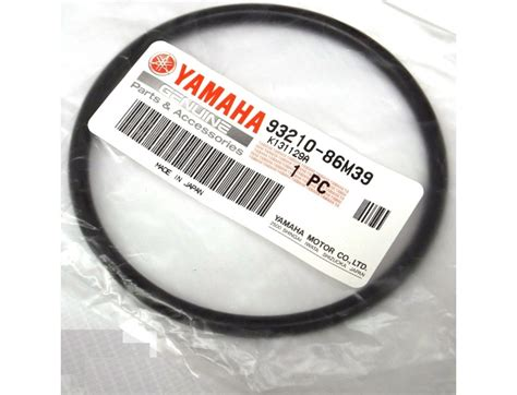 yamaha  gear case bearing carrier  ring seal   gaskets  seals bottom