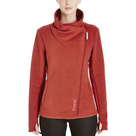 sweatshirt bench bench riskrunner full zip sweatshirt women s