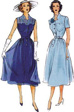 Sale 16100 Pattern 1950s style on vogue patterns 1950s and