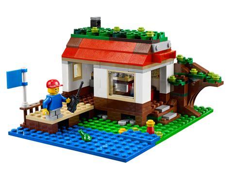 house creator online lego 31010 lego creator tree house δεντρόσπιτο