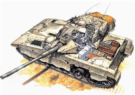 tank section merkava israel s main battle tank that is no longer