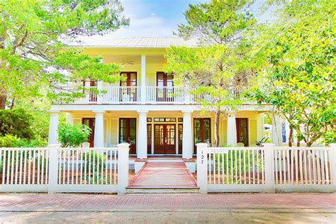 Seaside Florida Cottage Rentals by Cottages Of Seaside Kevin Amanda Food Travel