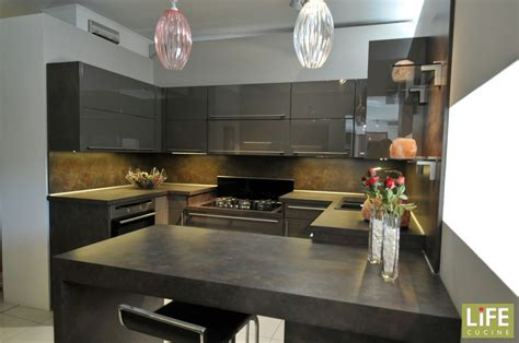 cucine nere lucide cucine moderne nere lucide piastrelle per cucina