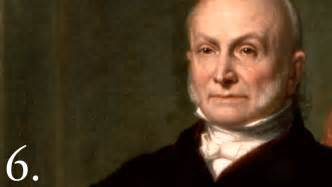 John quincy adams on lawyers not focusing on their key arguments