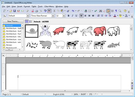 clipart openoffice clipart for openoffice