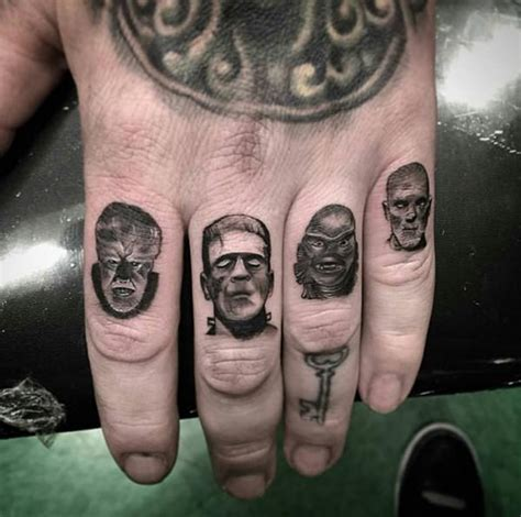 finger tattoo bad 92 badass knuckle tattoos that will make you proud