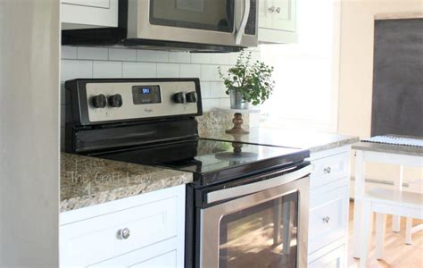 diy temporary backsplash ideas great home decor