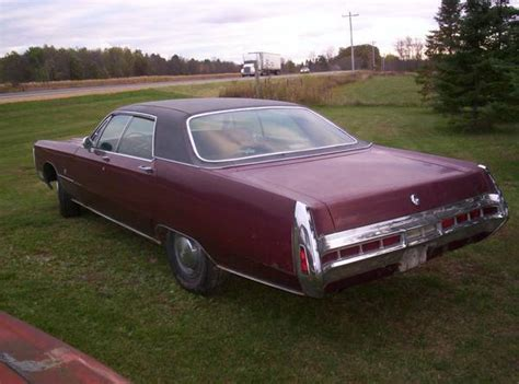 1970 Chrysler Imperial For Sale by For Sale 1970 Chrysler Imperial Crown 4 Door Ht 3500