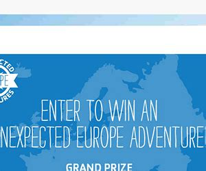 Europe Trip Sweepstakes - hgtv ca purex purex laundry room makeover contest sweepstakes directory