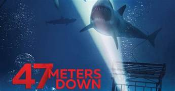 47 meters to dive into the depths with a new 47 meters down trailer