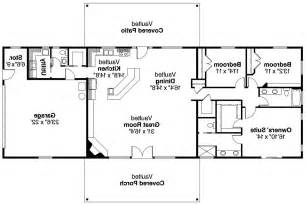 Ranch House Floor Plans Open Plan open floor plans further ranch style house floor plans further open