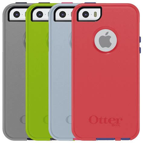 iphone 5s otter box iphone 5s otterbox commuter series apple iphone 5s blue gray ebay