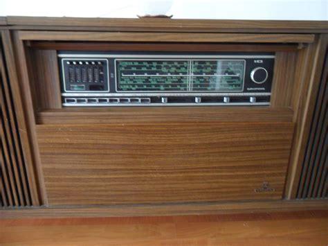 Meuble Radio Grundig by Meuble Radio Tourne Disque Grundig Meuble Pour Disque
