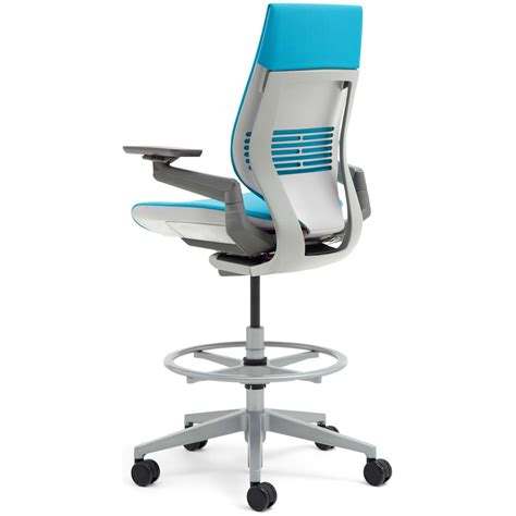Drafting Chairs And Stools by Shop Steelcase Gesture Drafting Stools