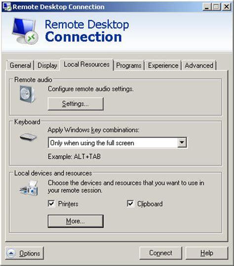 rdp redirection windows ts printer redirection issues