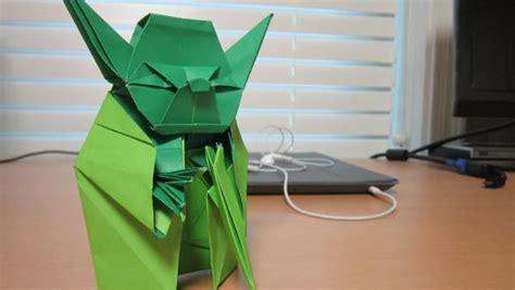 Origami Yoda Dwight - fumiaki kawahata yoda try 3 origami yoda