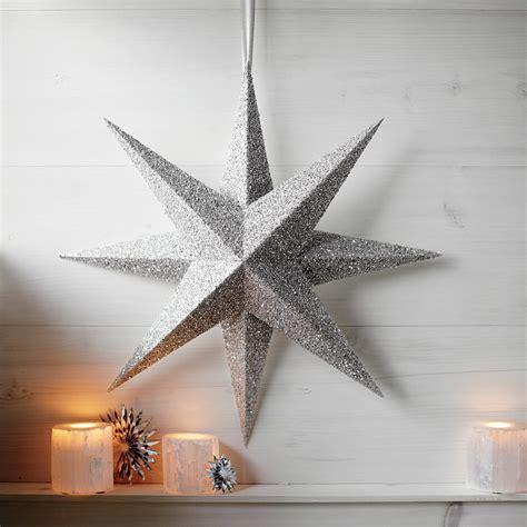 printable star decorations christmas star decorations martha stewart